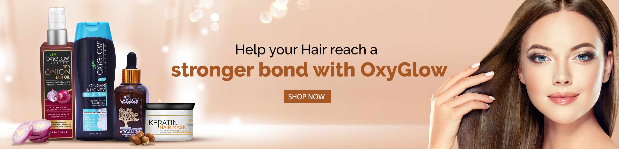 Stronger bond with OxyGlow