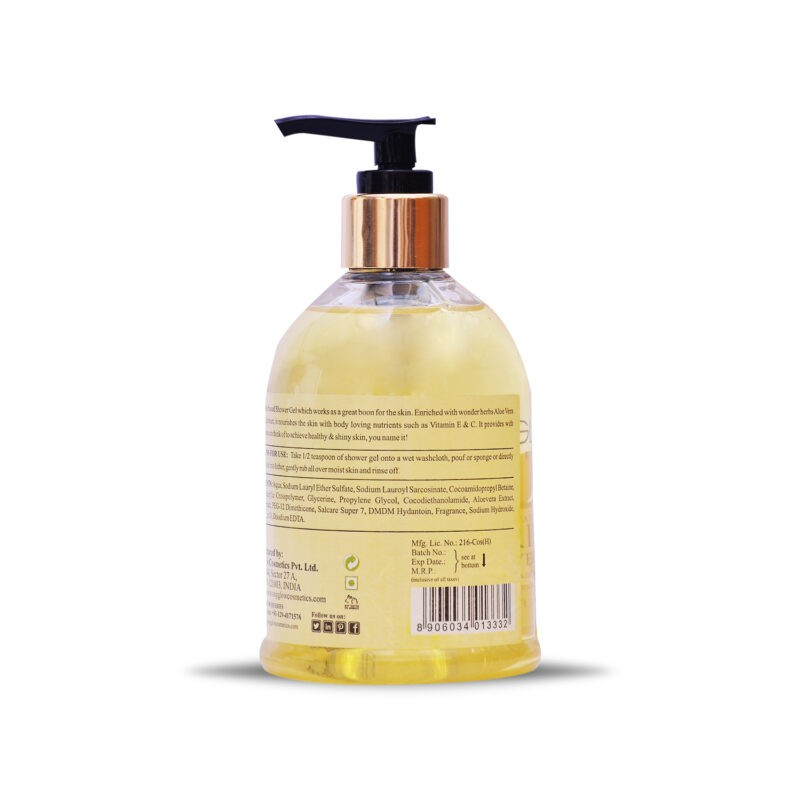 Moringa Shower Gel - 350 ml