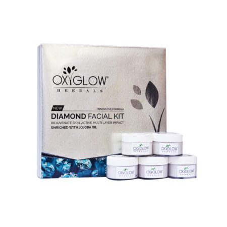 Diamond facial kit - 50 g