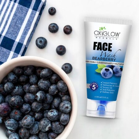 Bearberry Face Wash - 50ml