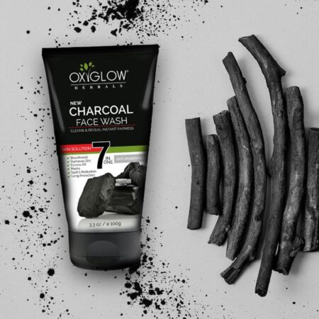 Charcoal Face wash - 50ml
