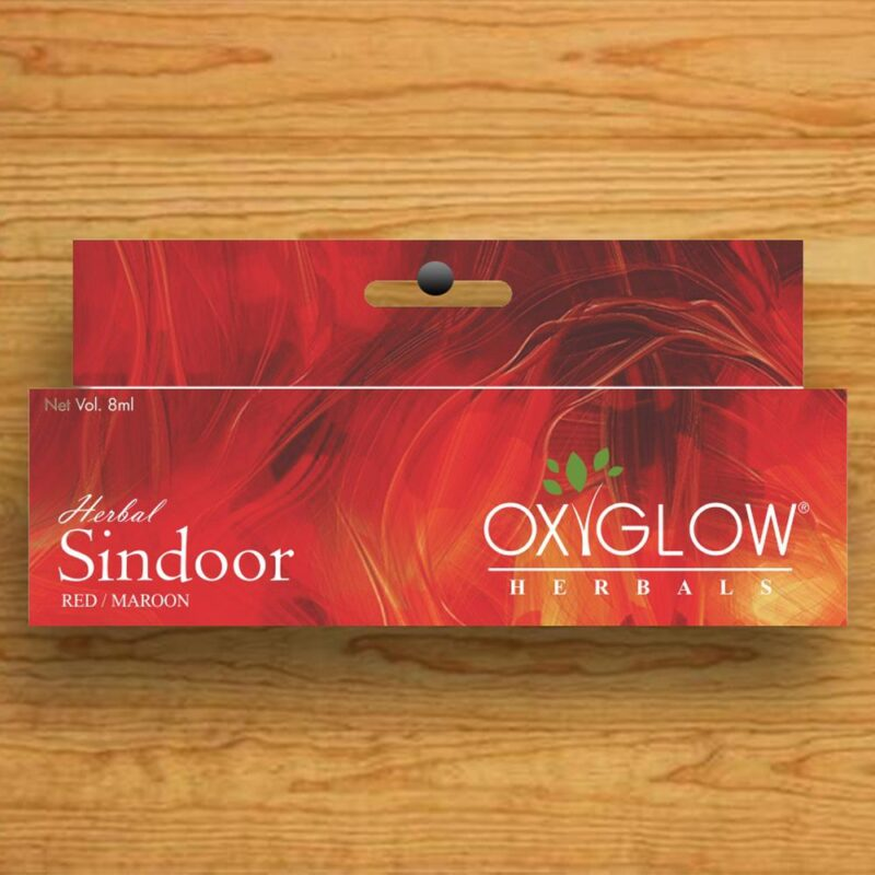 Herbal sindoor Red/Maroon - 8 ml