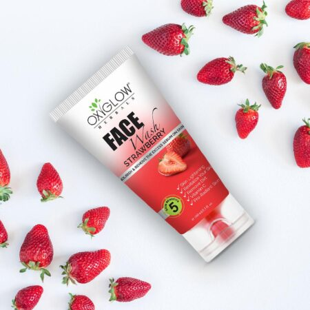 Strawberry Face wash - 50ml