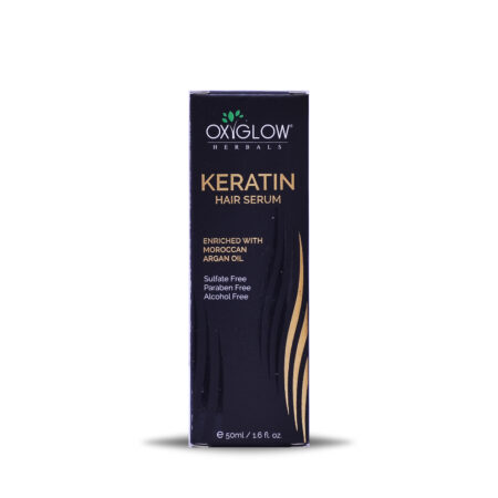 Keratin Hair Serum - 50 ml
