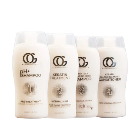 OG Professional - Keratin Hair Treatment - 400 ml