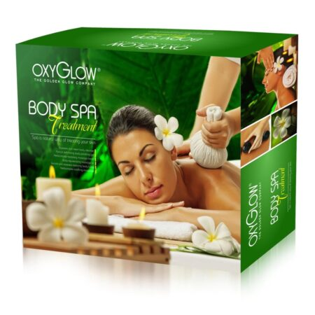 Body Spa Kit - 1.140 kg