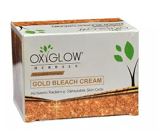 Gold Bleach Cream
